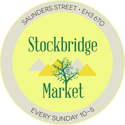 Stockbridge Market @ Saunders Street  | Scotland | United Kingdom