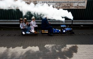 Model Steam Weekend @ DUNDEE MUSEUM OF TRANSPORT | Scotland | United Kingdom