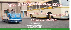 Bus & Coach Sunday @ DUNDEE MUSEUM OF TRANSPORT | Scotland | United Kingdom