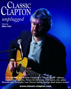 CLASSIC CLAPTON unplugged @ Backstage at The Green Hotel | Scotland | United Kingdom