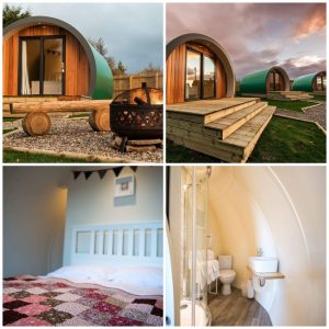 Luxury all year round Glamping in the highland capital @ Inverness Glamping - your dome away from home | Westhill | Scotland | United Kingdom