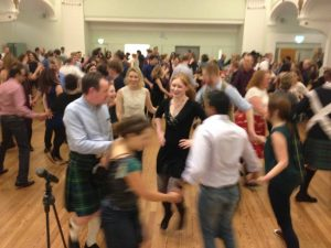 Ceilidhs in Lauriston Hall @ Lauriston Hall | Scotland | United Kingdom
