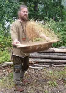 Ancient Foods and Crafts: Barley, Beer & Bread @ The Scottish Crannog Centre | Loch Tay | Scotland | United Kingdom