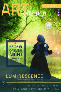 Luminescence: Art Exhibition @ Sir Arthur Conan Doyle Centre