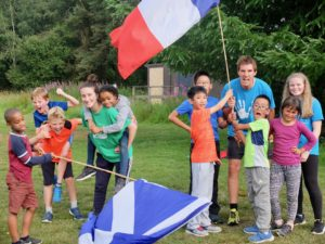 Residential Summer Language Camps in Scotland for Kids - 2 or 4 days @ Lapwing Lodge