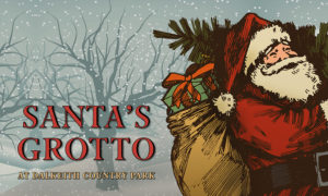 Santa's Grotto @ Dalkeith Country Park