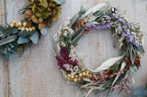 Spring Wreath Making Workshop @ Restoration Yard