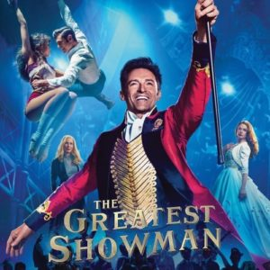 The Greatest Showman - Fort Douglas' Open Air Cinema @ Fort Douglas