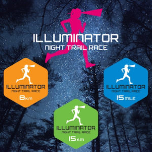 Illuminator Night Trail Race @ Deeside Community Centre