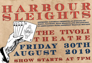 Harbour Sleights: Aberdeen Lifeboat Presents an Evening of Magic @ The Tivoli Theatre