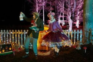 A Christmas Fairy Trail @ Archerfield Walled Garden